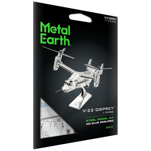 Metal Earth 3D METAL EARTH V-22 OSPREY