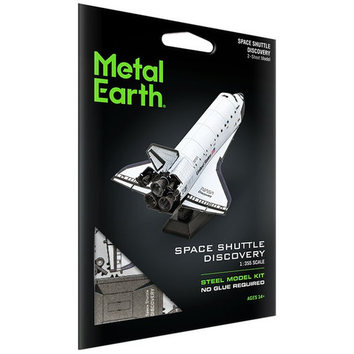 Metal Earth 3D METAL EARTH SPACE SHUTTLE DISCOVERY