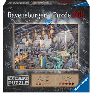 Ravensburger RV750(ESCAPE) THE TOY FACTORY