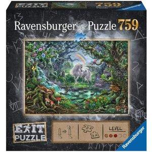 Ravensburger RV759(ESCAPE) THE UNICORN