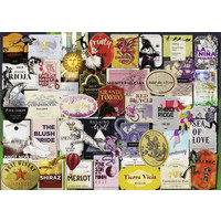RV1000 WINE LABELS