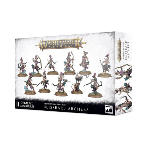 Games Workshop HEDONITES BLISSBARB ARCHERS