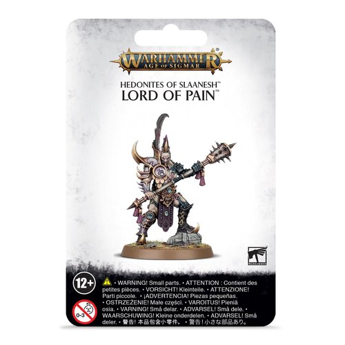 Games Workshop HEDONITES LORD OF PAIN