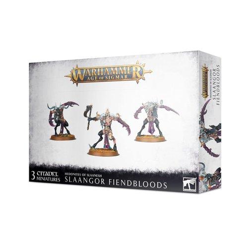 Games Workshop HEDONITES SLAANGOR FIENDBLOODS
