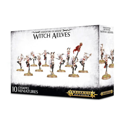 Games Workshop DAUGHTERS OF KHAINE WITCH AELVES