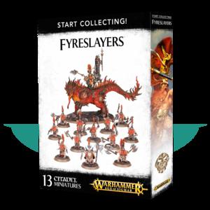 Games Workshop START COLLECTING: FYRESLAYERS