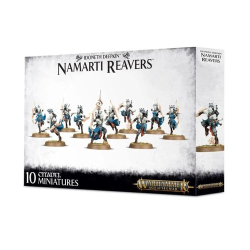Games Workshop IDONETH DEEPKIN NAMARTI REAVERS