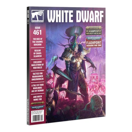 Games Workshop WHITE DWARF 461