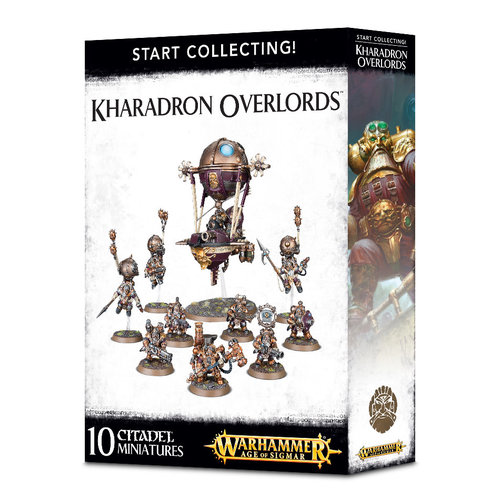 Games Workshop START COLLECTING: KHARADRON OVERLORDS