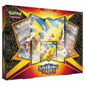 Pokemon USA POKEMON: SHINING FATES COLLECTION - PIKACHU V