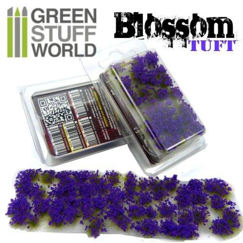 Green Stuff World BLOSSOM TUFTS - PURPLE