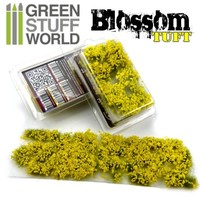 BLOSSOM TUFTS - YELLOW