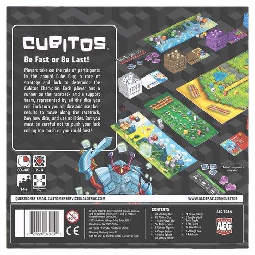 Alderac Entertainment Group CUBITOS