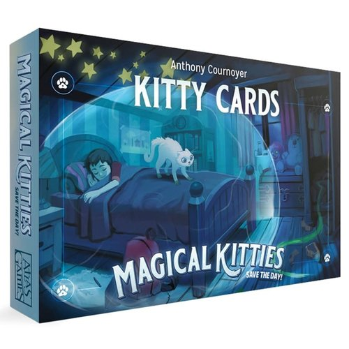 Atlas Games MAGICAL KITTIES SAVE THE DAY - KITTY CARDS
