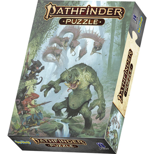 Toy Vault TV1000 PATHFINDER JIGSAW PUZZLE - BESTIARY