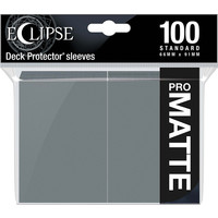 DECK PROTECTOR: ECLIPSE MATTE STANDARD - SMOKE GREY (100)