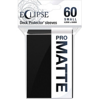 DECK PROTECTOR: ECLIPSE MATTE SMALL - JET BLACK (60)