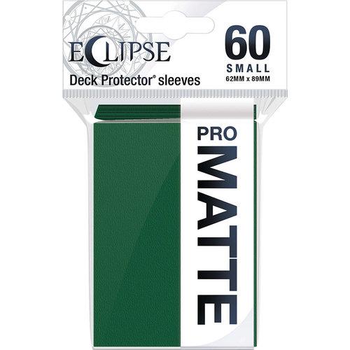 Ultra Pro International DECK PROTECTOR: ECLIPSE MATTE SMALL - FOREST GREEN (60)