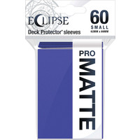 DECK PROTECTOR: ECLIPSE MATTE SMALL - ROYAL PURPLE (60)