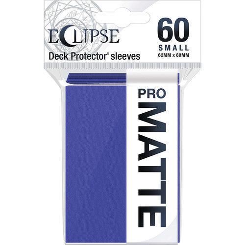 Ultra Pro International DECK PROTECTOR: ECLIPSE MATTE SMALL - ROYAL PURPLE (60)