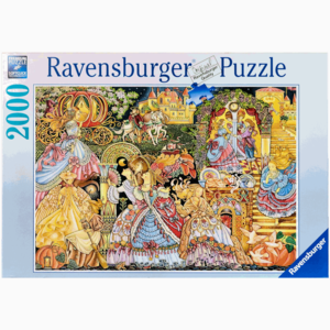 Ravensburger RV2000 CINDERELLA