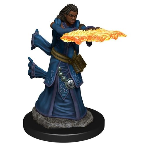 Wizkids MINIS: ICONS OF THE REALMS: HUMAN FEMALE WIZARD