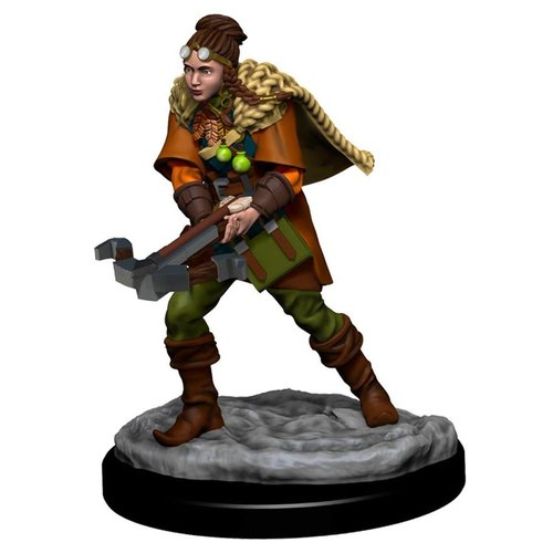 Wizkids MINIS: ICONS OF THE REALMS: HUMAN FEMALE RANGER