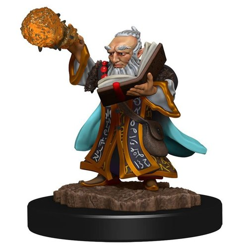 Wizkids MINIS: ICONS OF THE REALMS: GNOME MALE WIZARD