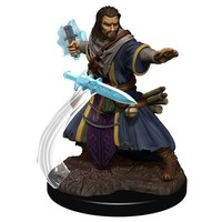 MINIS: ICONS OF THE REALMS: HUMAN MALE WIZARD