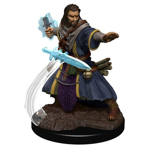 Wizkids MINIS: ICONS OF THE REALMS: HUMAN MALE WIZARD