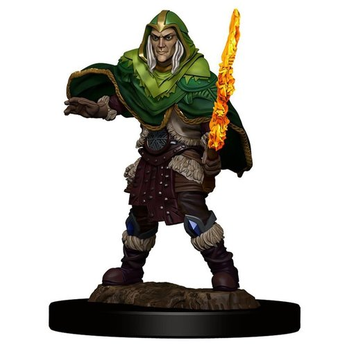Wizkids MINIS: ICONS OF THE REALMS: ELF MALE FIGHTER