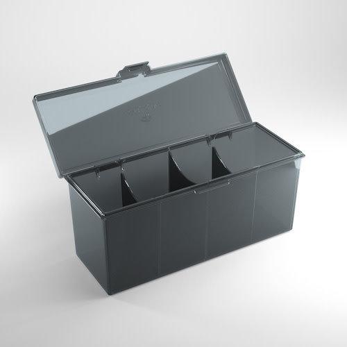 GAMEGENIC DECK BOX: FOURTRESS 320+ BLACK