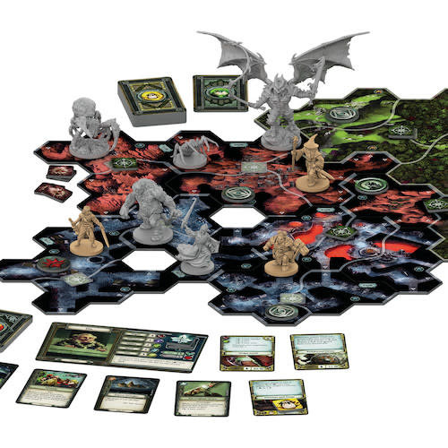 Fantasy Flight Games THE LORD OF THE RINGS: JOURNEYS IN MIDDLE-EARTH - SHADOWED PATHS