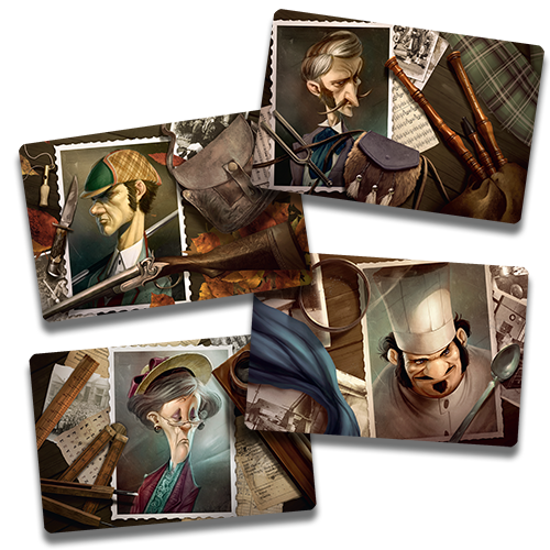 Libellud MYSTERIUM: SECRETS AND LIES