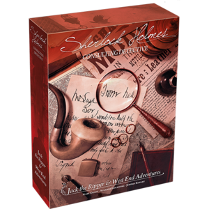 Space Cowboys SHERLOCK HOLMES: CONSULTING DETECTIVE - JACK THE RIPPER & WEST END ADVENTURES