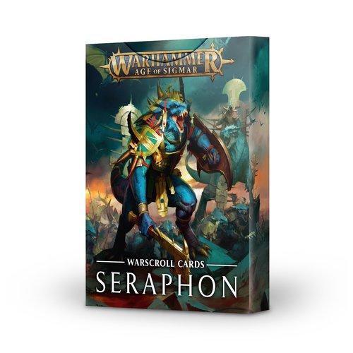 Games Workshop WARSCROLL CARDS: SERAPHON