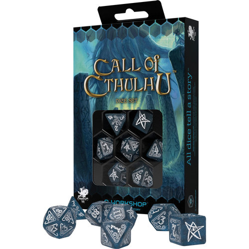 Q-Workshop CALL OF CTHULHU: ABYSSAL / WHITE
