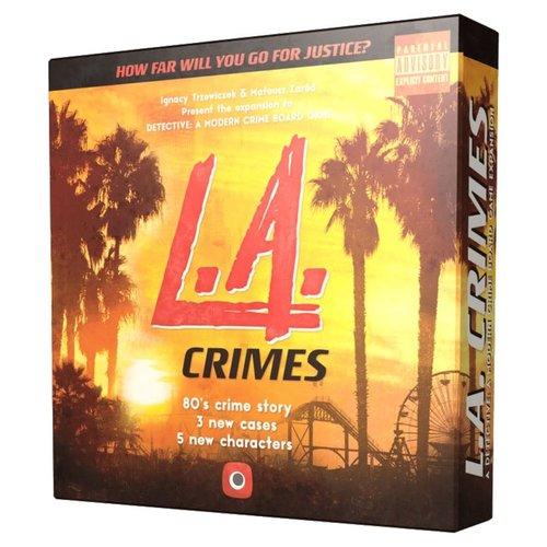 Portal DETECTIVE: L.A. CRIMES