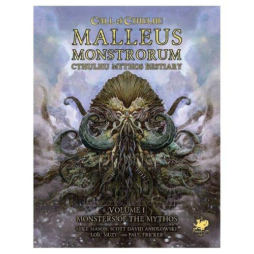 Chaosium CALL OF CTHULHU: MALLEUS MONSTRORUM BESTIARY SET - VOLUME II