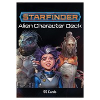 STARFINDER: ALIEN CHARACTER DECK