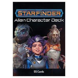 Paizo Publishing STARFINDER: ALIEN CHARACTER DECK