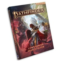 PATHFINDER 2ND EDITION: LOST OMEN - WORLD GUIDE