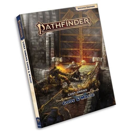 Paizo Publishing PATHFINDER 2ND EDITION: LOST OMENS - GODS & MAGIC