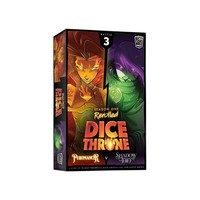 DICE THRONE: SEASON 1 REROLLED - BOX 3