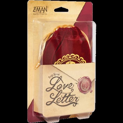 Z-Man Games LOVE LETTER (BAG)
