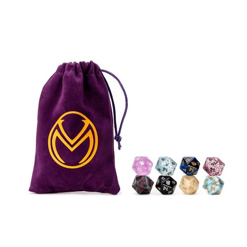 Darrington Press / Critical Role CRITICAL ROLE VOX MACHINA DICE SET: D20s