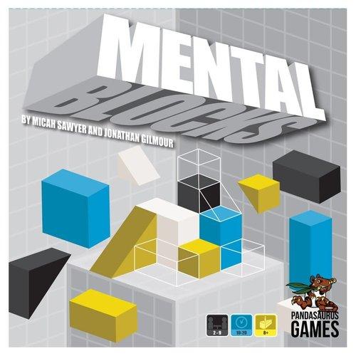 Pandasaurus Games MENTAL BLOCKS