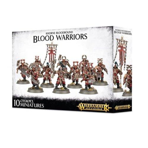 Games Workshop BLADES OF KHORNE BLOOD WARRIORS