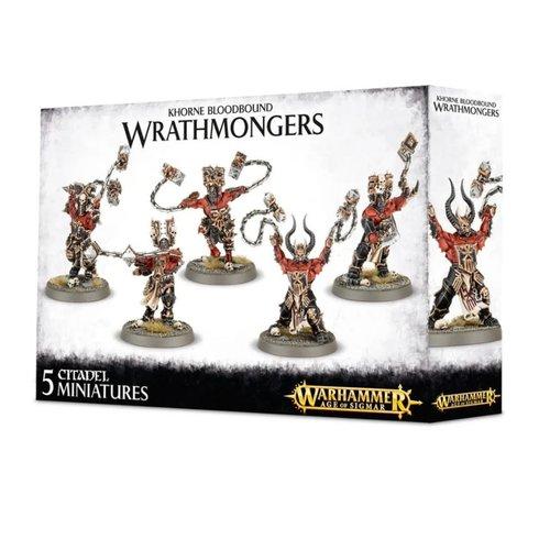 Games Workshop BLADES OF KHORNE WRATHMONGERS