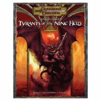 D&D 3.5: FIENDISH CODEX II: TYRANTS OF THE NINE HELLS (Used)